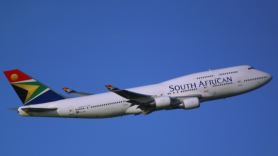 South African Airways na luta contra o tráfico de animais