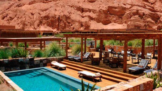 A sofisticação do Atacama