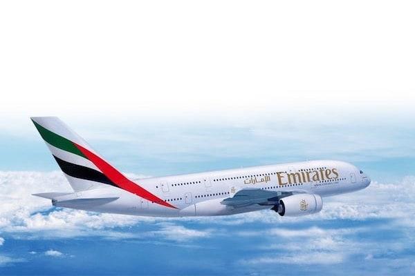 Confira as últimas ofertas da Emirates