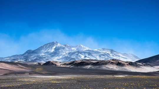 Descubra as belezas              do Atacama