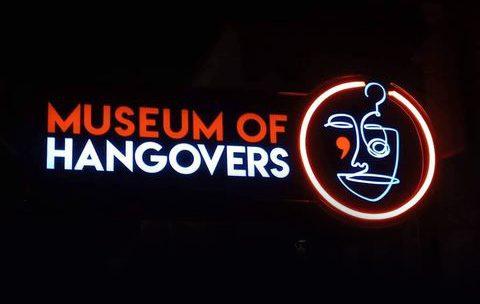 Museu da Ressaca: sim ele existe (e é muito legal)