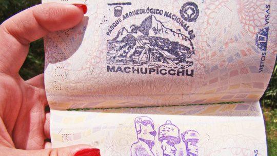 Confira destinos que oferecem carimbos especiais no seu passaporte