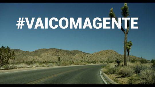 Quando tudo isso passar, #VaiComAgente