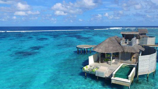 Confira todas as promoções do Six Senses Laamu, nas Maldivas