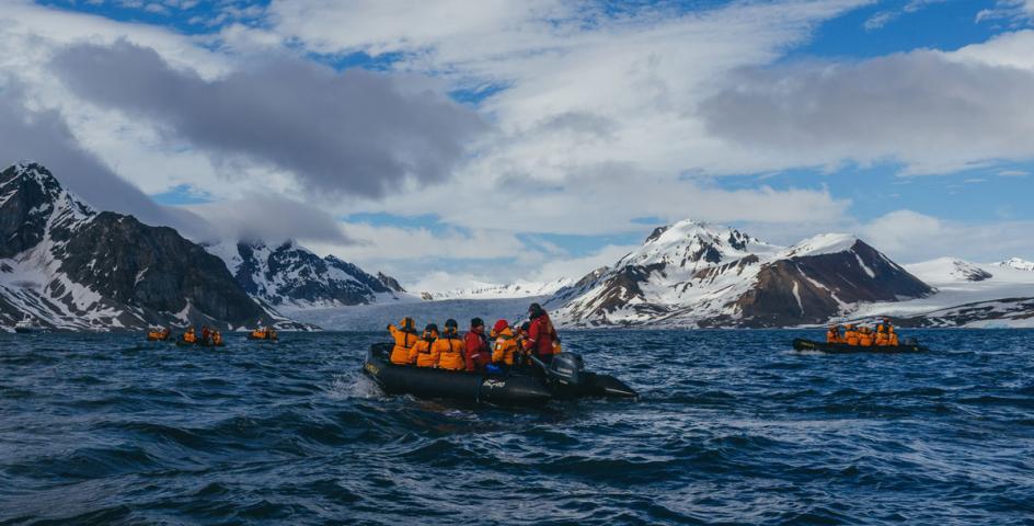 Cruzeiro no Ártico: compre uma cabine e ganhe outra; saiba mais