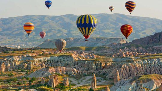 Turquia: conheça Istambul, Capadócia, Éfeso e Pamukkale a partir de US$ 640; baixe arte