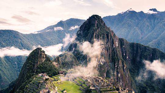 DIA A DIA – Amanhecer do Inca (Lima, Cusco e Machu Picchu)